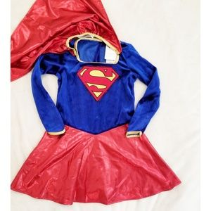 Other - Super Girl Costume Size Small